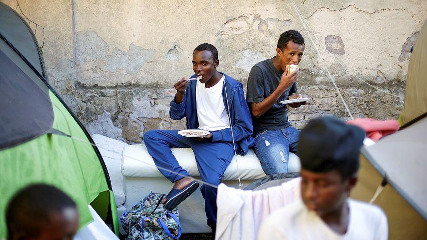 شهردار رم خواستار تعلیق ورود مهاجران به پایتخت شد