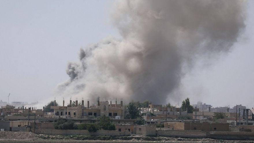 سازمان ملل: با تشدید حملات هوایی ائتلاف به رقه غیرنظامیان بیشتری جان میدهند