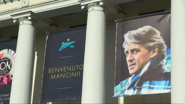 Mancini Zenit ile anlaştı