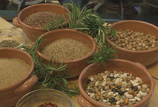 As plantas ancestrais que podem ser o alimento do futuro