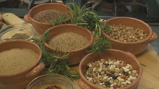 La quinoa como fuente de proteína vegetal