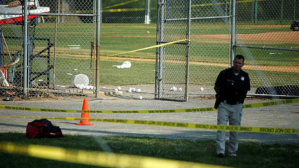 Baseballozó képviselőkre lőttek Washingtonban