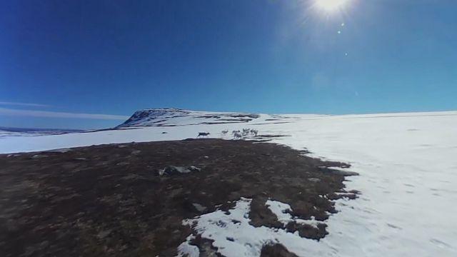 Virtual Reality-Bericht: Wie der Klimawandel Europa verändert