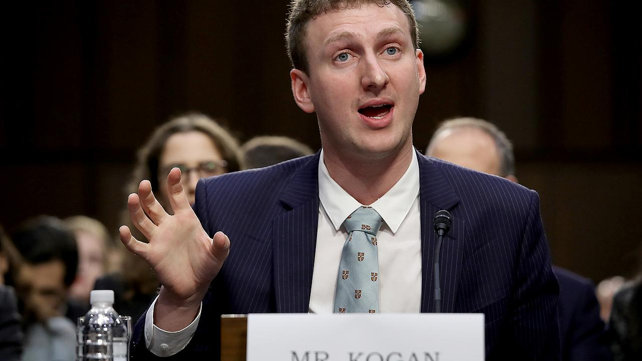 Senate Commerce Committee Holds Hearing On Facebook's Protection Of Consume
