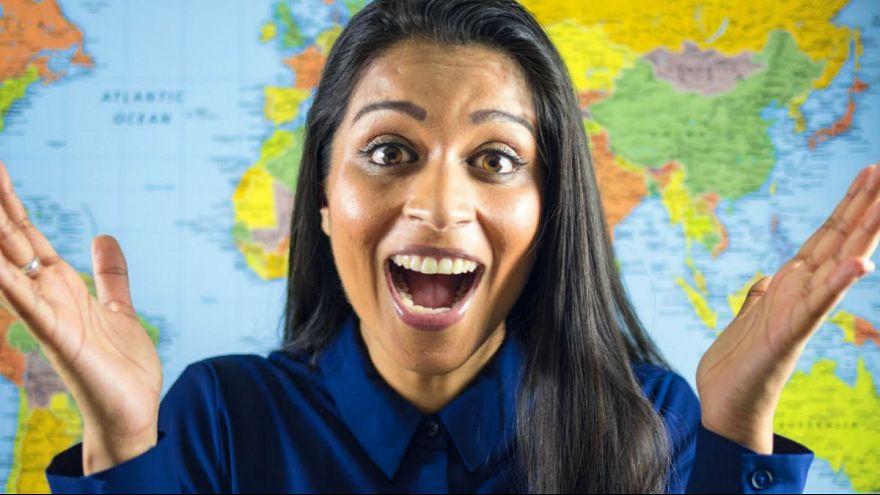 معلمة كندية تلقن العنصريين درسا