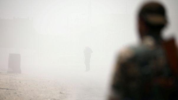 قلق من استخدام قوات التحالف الفوسفور الأبيض في سوريا والعراق