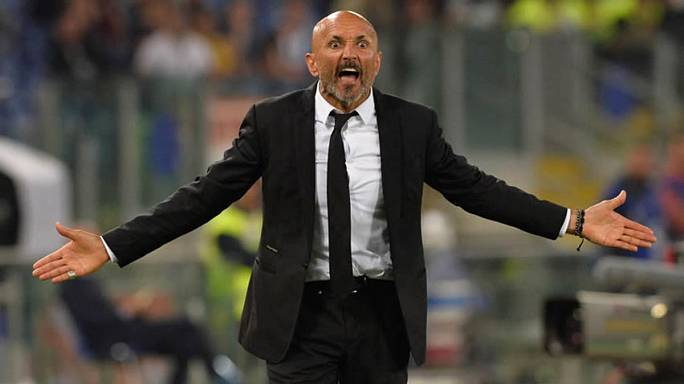"""Spalletti: """"riporto l'Inter nella storia"""""""