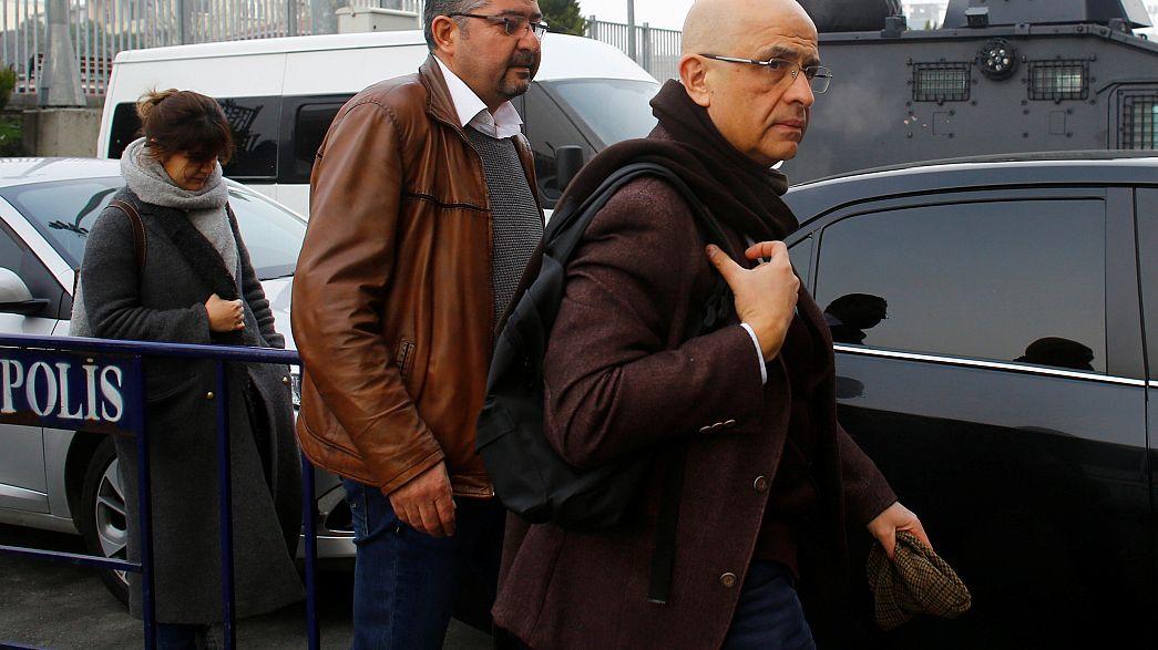 CHP milletvekili Berberoğlu'na 25 yıl hapis