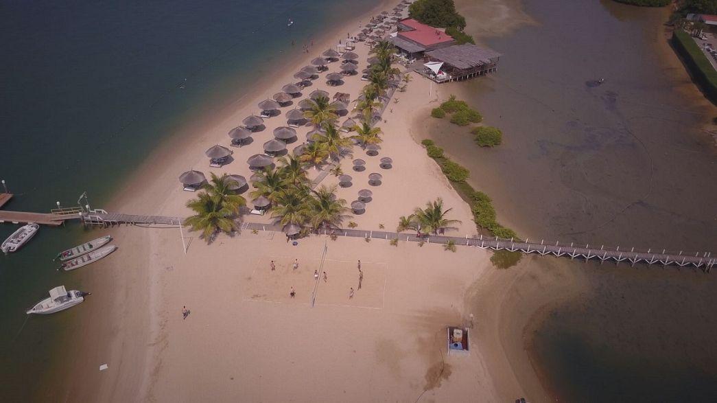 Angola az idegenforgalomban erősítene