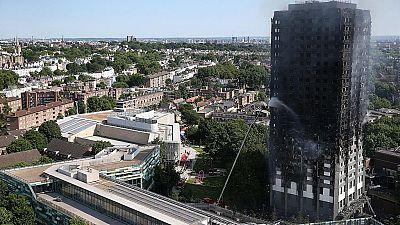 Incendie d'une tour à Londres : au moins 12 morts