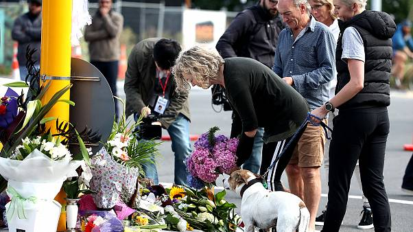 Image: Aftermath Of Mosque Terror Attack Felt In Christchurch