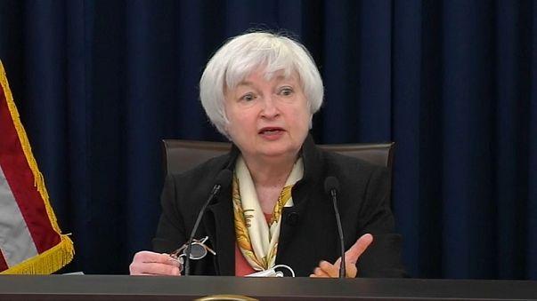 ФРС США повысил базовую ставку на 25 пунктов