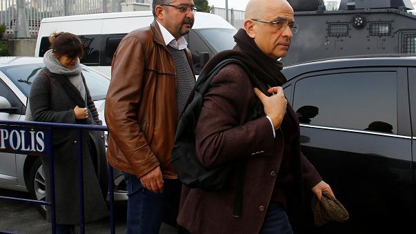 Turkish opposition MP gets 25-year jail term for 'spying'