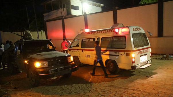 Attentat djihadiste en plein cœur de Mogadiscio