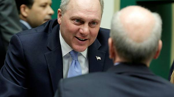 Steve Scalise, el congresista republicano herido en Virginia, en estado crítico