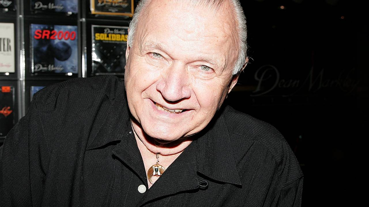 Image: Dick Dale in 2010