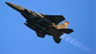 USA agrees deal to sell F-15 jets to Qatar
