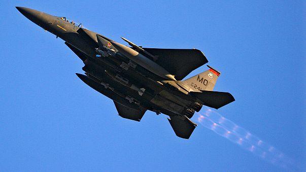 USA verkaufen F-15 Kampfjets an Katar