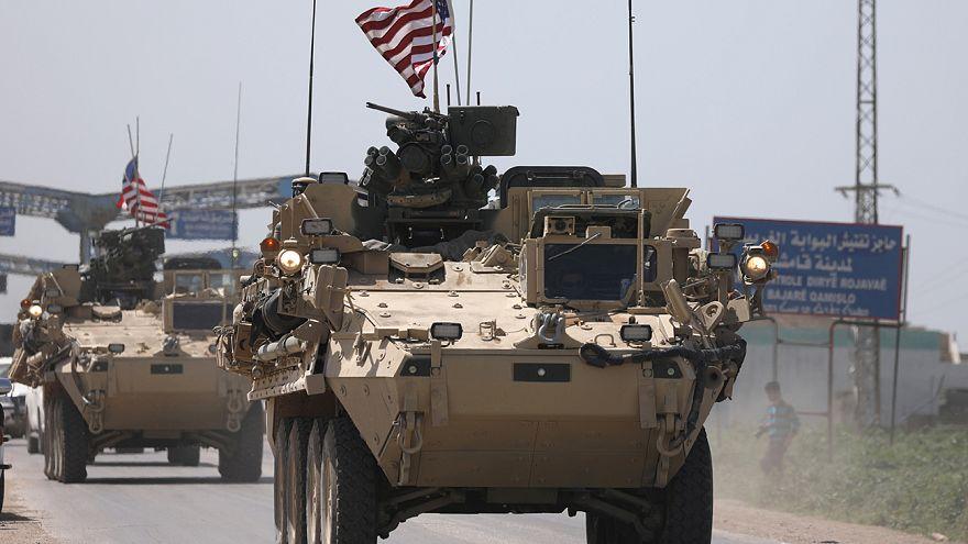 """الولايات المتحدة تنقل منظومة صاروخية من الأردن إلى قاعدة """"تنف"""" السورية"""