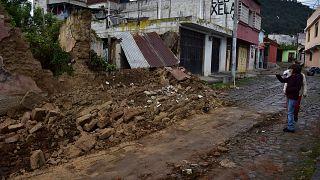 Fünf Tote bei Erdbeben