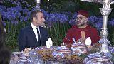 Macron : pas d'ingérence française au Maroc