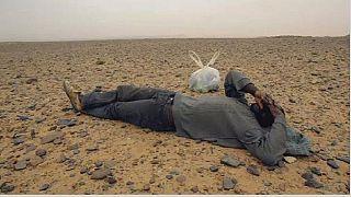 Itinéraire d'un migrant gambien bloqué à Agadez au Niger