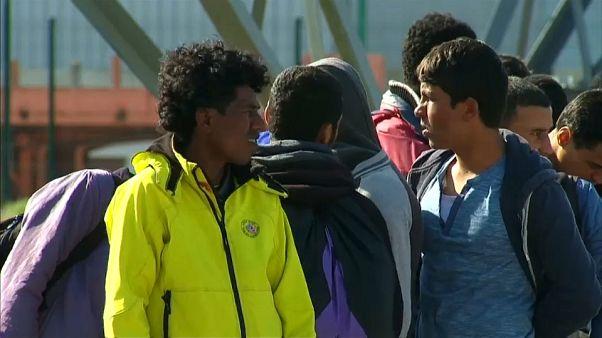 Le retour des migrants inquiète Calais