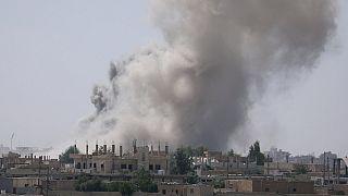 لجنة التحقيق الأممية: مقتل أكثر من 300 مدني في المعارك والغارات لاستعادة الرقة