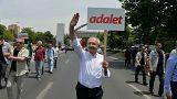 Marcha de Ankara a Estambul