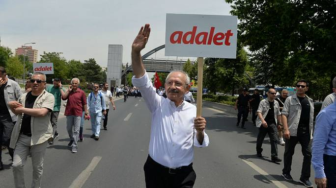 Turchia: in marcia per avere giustizia