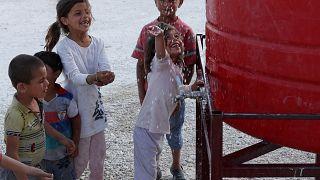Les enfants de Raqqa recommencent à sourire