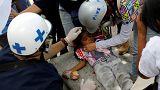 Venezuela: confrontos entre manifestantes e polícia