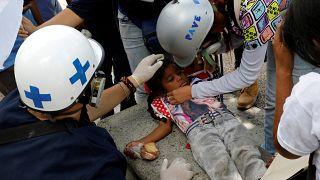 Венесуэла: акции протеста не прекращаются