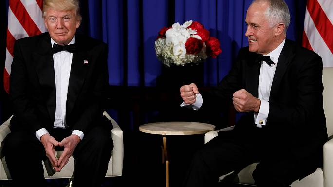 Australian PM mocks Donald Trump