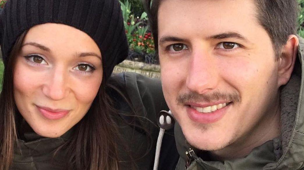 Gloria Trevisan e Marco Gottardi, i due italiani dispersi nell'incendio di Londra