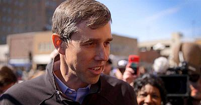 Beto O\'Rourke speaks to Chuck Todd on