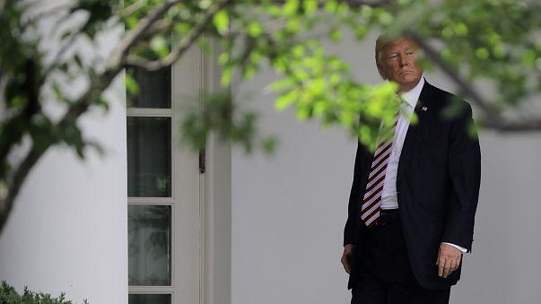 Russland-Affäre: Donald Trump im Visier der Sonderermittler