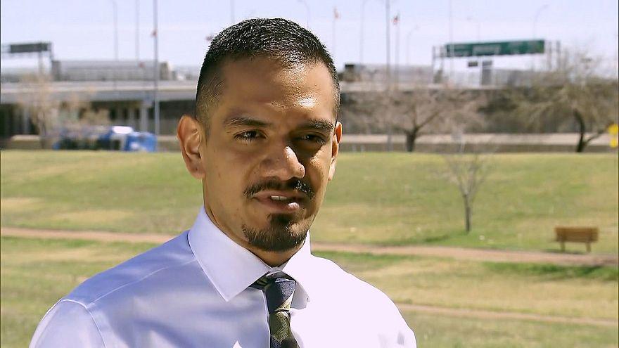 Image: Hector Ruiz, staff attorney for Santa Fe Dreamers ProjecT.