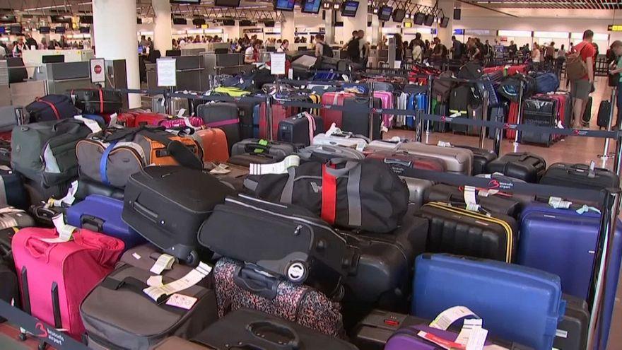 L'aéroport de Bruxelles paralysé par une panne d'électricité