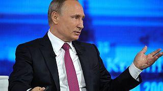 Putin: Rússia pronta a cooperar com os EUA