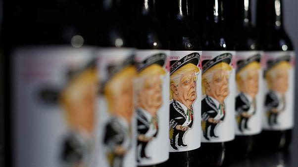 Schon ausverkauft: Mexikos Trump-Bier