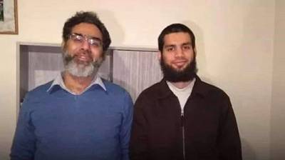 Naeem Rasheed and his son Talha Naeem were victims in the Christchurch attack.