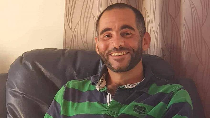 Image: Hussein Al-Umari, victim in the Christchurch attack.