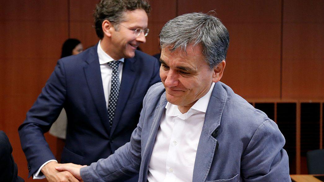 الديون اليونانية:أثينا تطالب بتخفيف الاجراءات...فيما برلين تصرعلى الالتزام بالاتفاقيات