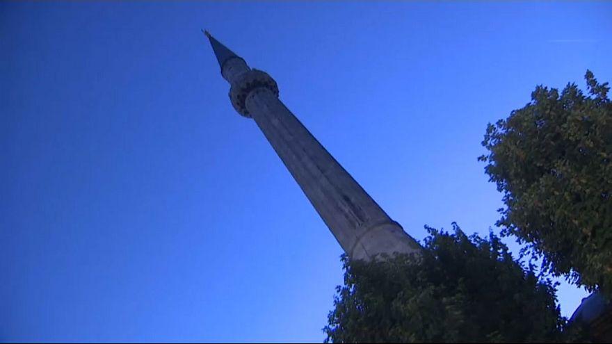 بالفيديو: موكب البقلاوة في اسطنبول