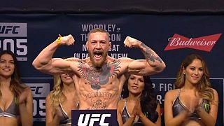 Floyd Mayweather vai regressar aos ringues de boxe para defrontar o irlandês Conor McGregor