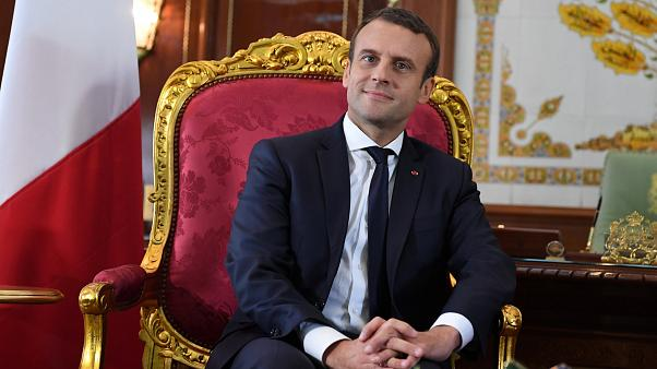 France- Macron's magic wand: View