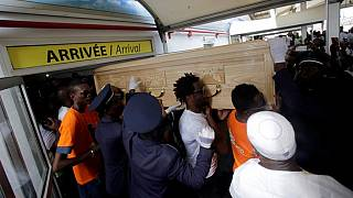 Ex-Ivorian footballer Cheick Tiote returns home, burial set for Abidjan