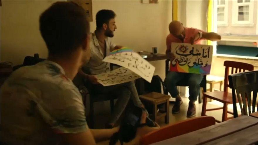 مسابقة ملك جمال المثليين السوريين