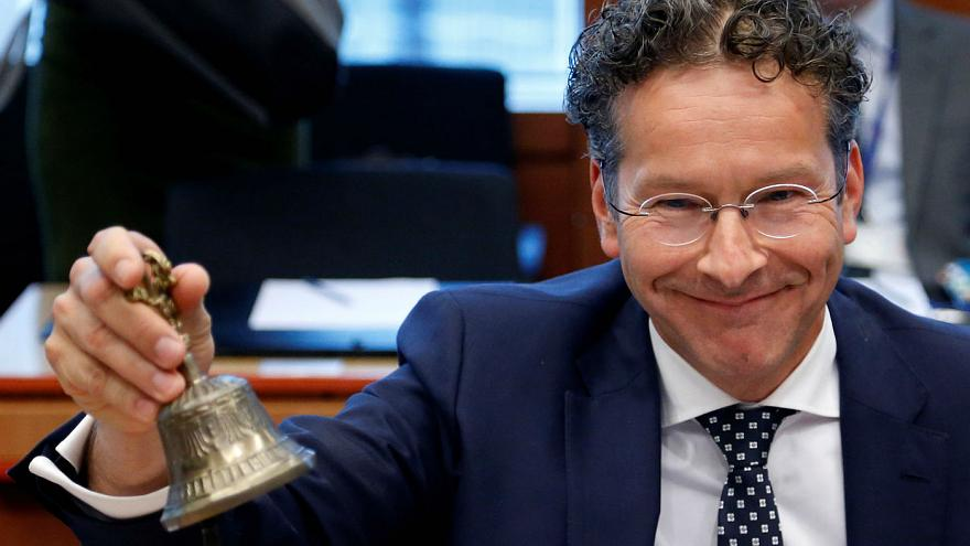Eurozone agree bail-out deal for Greece